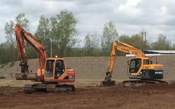 Oliver Ryan Plant Hire